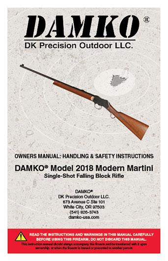 Damko Model 2018 Modern Martini Manual.pdf