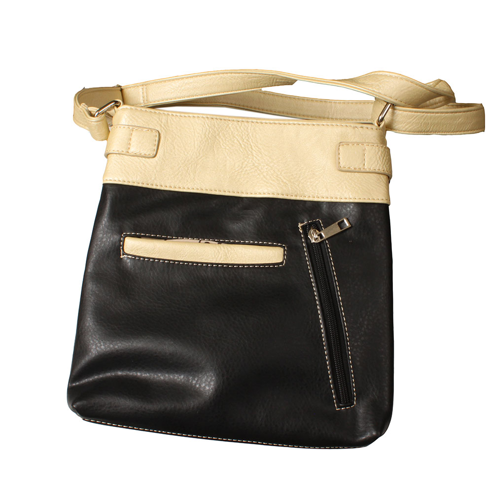 Concealed Carry Crossbody Messenger Handbag BK-TN-MESSENGER-FDL