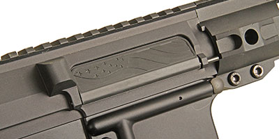 AR-15 Ejection Port Dust Covers